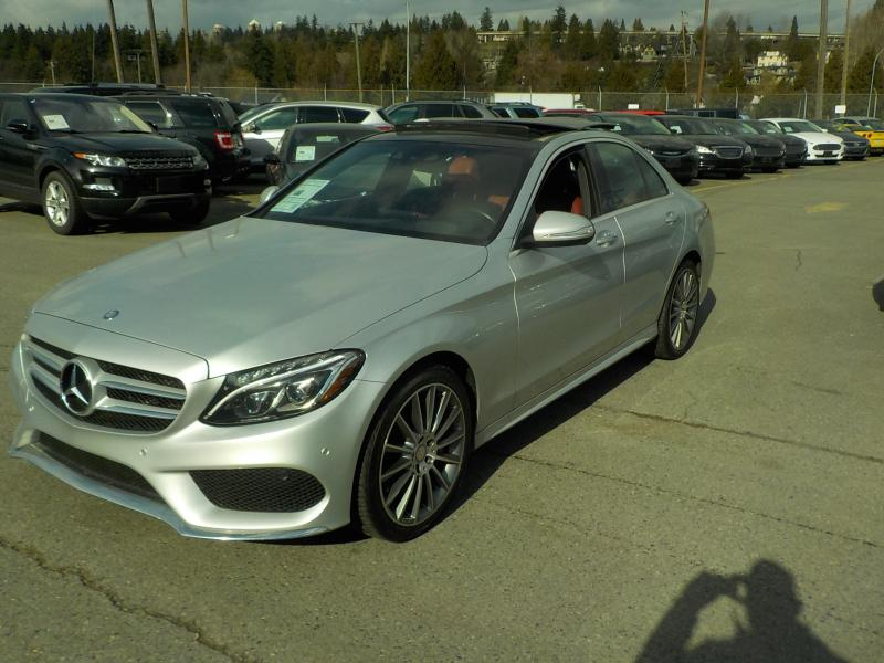 ... 2015 Mercedes Benz C Class C400 4MATIC Sedan. Photo SOLD · Photo
